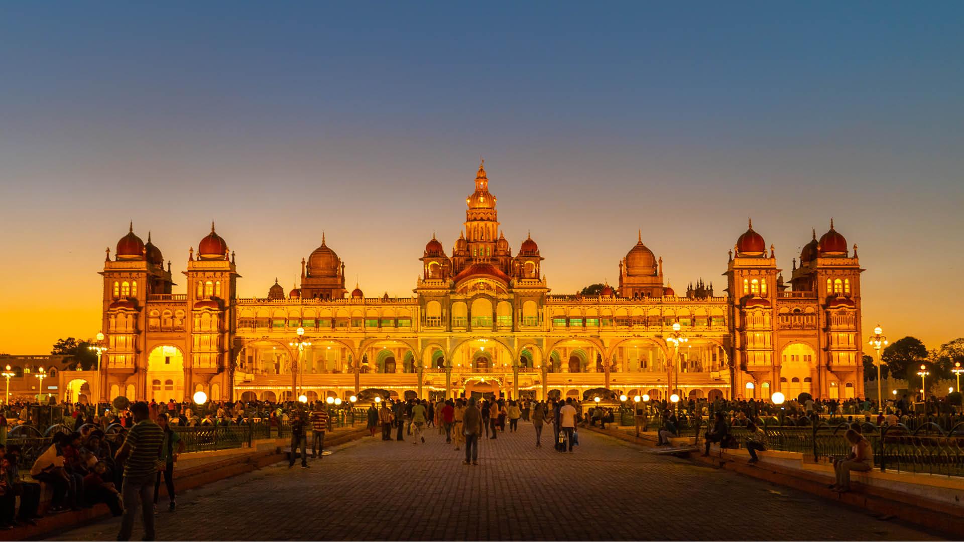 Mysore With Wayanad