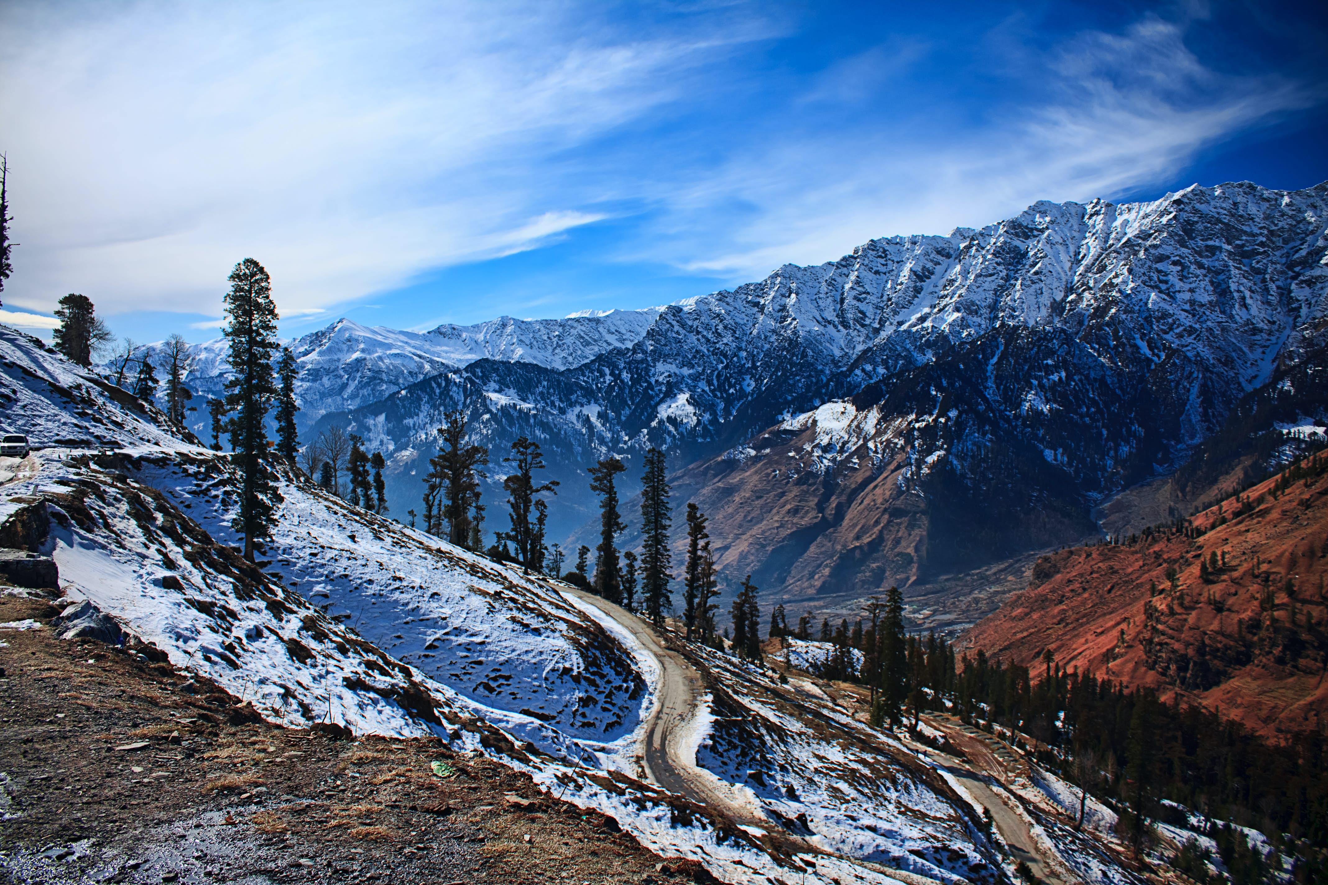 Scenic Shimla And Manali