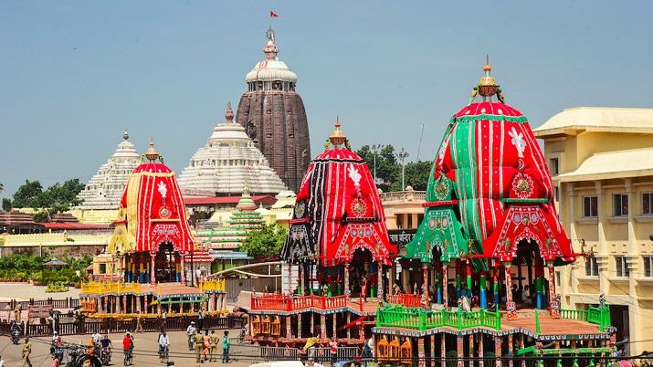 4 Night And 5 Days Odisha Package