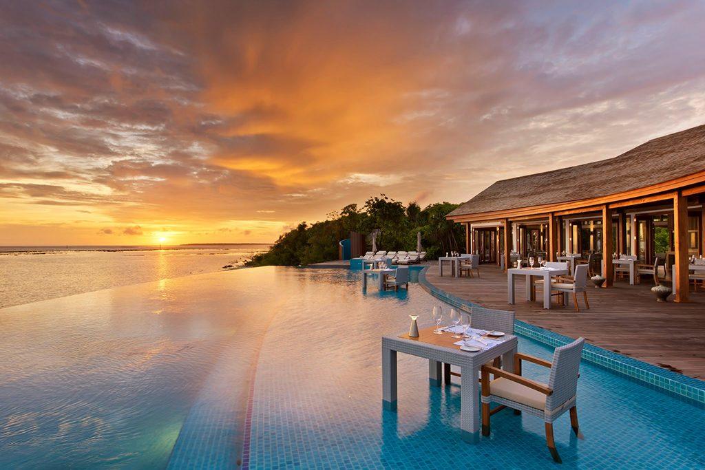 Tranquila Resort  Maldives