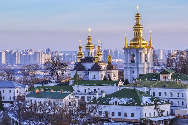 Ukraine Package - 07 Nights & 08Days - 04 Nights Kiev + 03 Nights Lviv