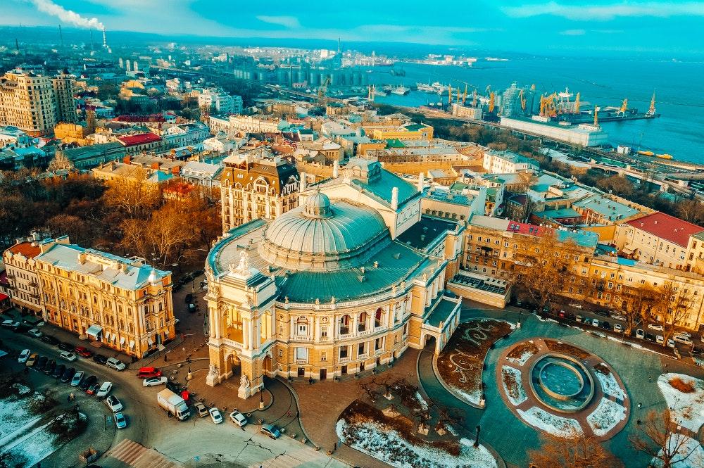 Ukraine Package - 11 Nights & 12 Days – 04 Nights Kiev + 03 Nights Lviv + 04 NIghts Odessa