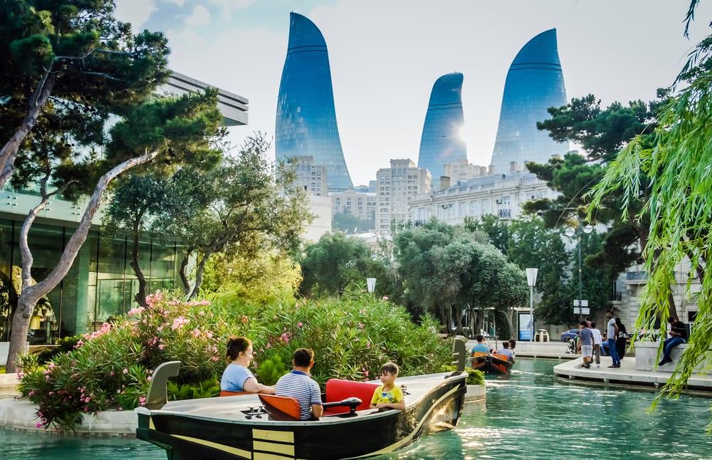 4 Night Azerbaijan Package - Land Of Fire Tour