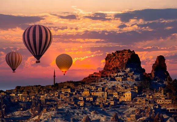 Charm Of Cappadocia - 03 Nights & 04 Days