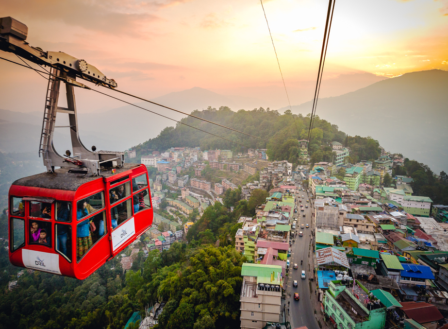 Amazing Gangtok