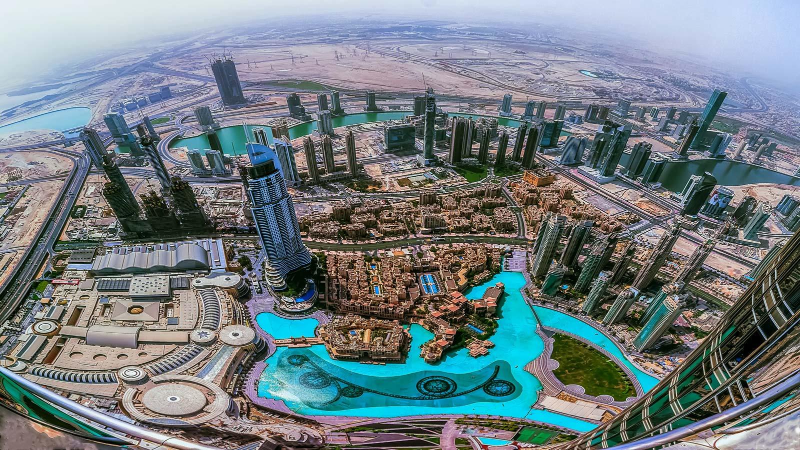 Dubai Getaway With Lapita
