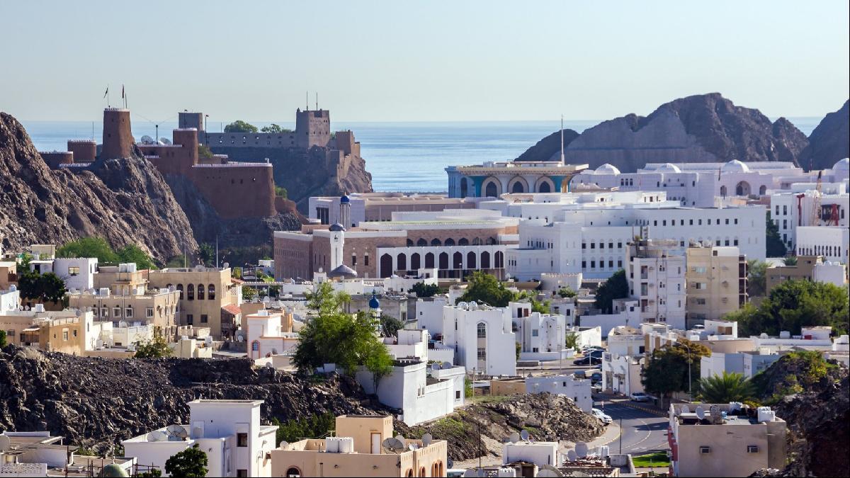 Travel Saudi Via Muscat
