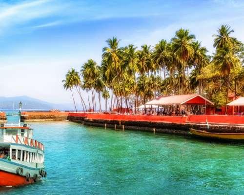 Shore & The City - Port Blair