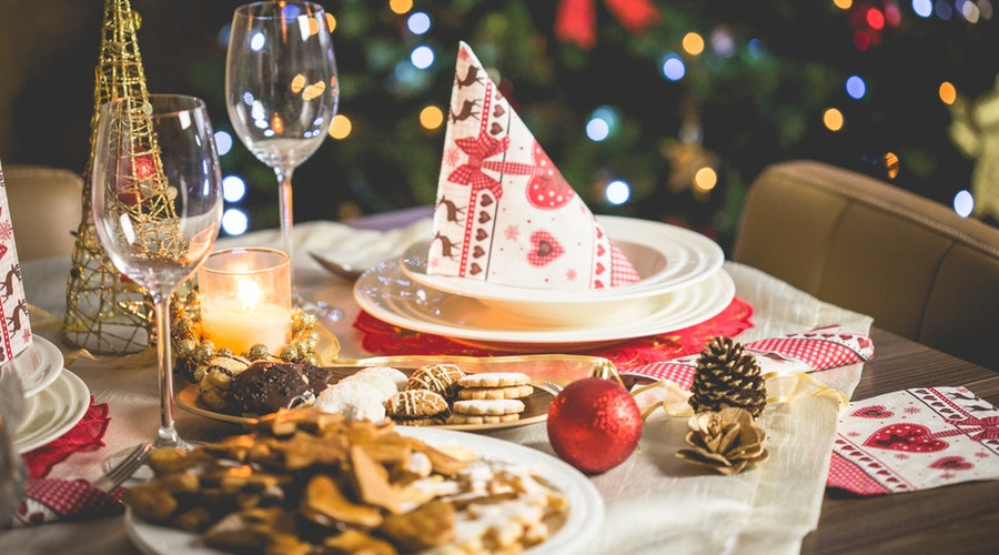 Celebrate and rejoice the Christmas festival with delicious cuisines
