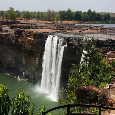 Chitrakote Waterfalls Place to visit