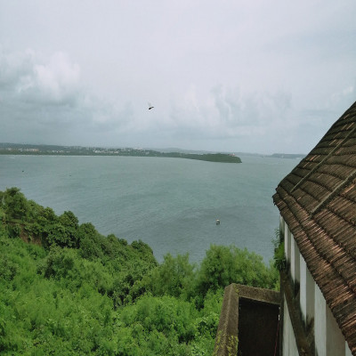 Aguada fort Place to visit