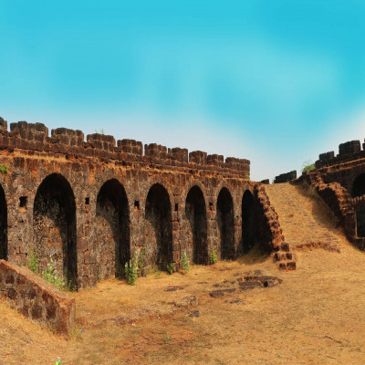 Chapora Fort Sightseeing