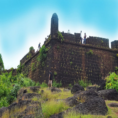 Chapora Fort Tours