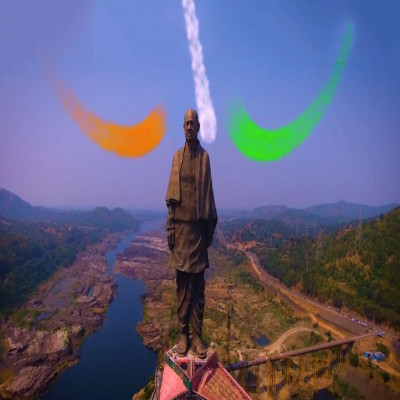 Statue of Unity Rivers