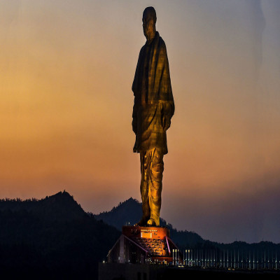 Statue of Unity Sightseeing