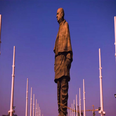 Statue of Unity Travel