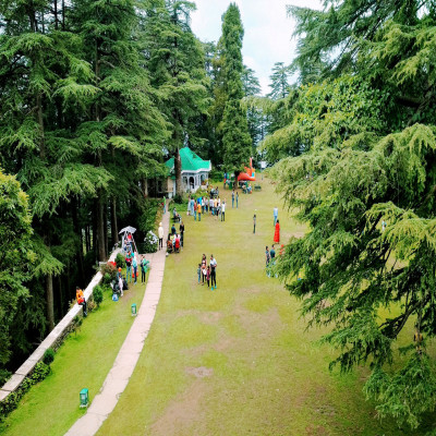 Chail Place to visit