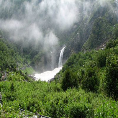 Chail Waterfalls