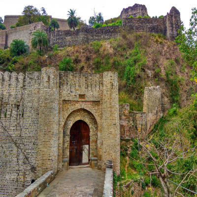 Kangra Fort Tours