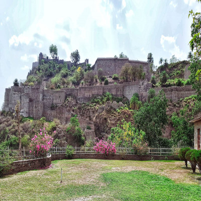 Kangra Fort Travel Plan