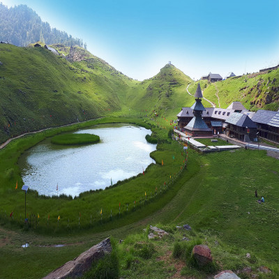 Parashar Lake Package Tour