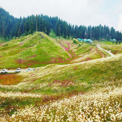 Gulmarg Places to See
