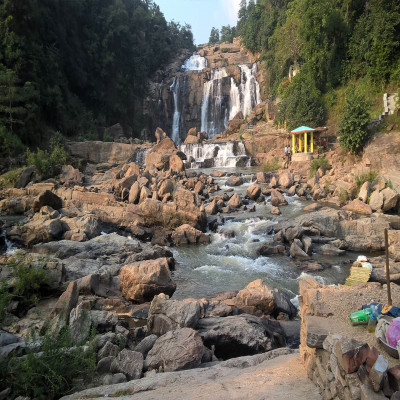 Jonha Falls Place to visit