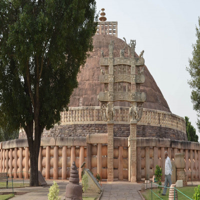 Sanchi Sight Seeing Tour