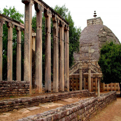 Sanchi Travel