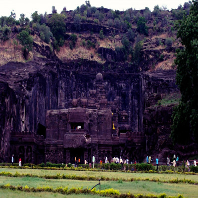 Ellora caves Travel Plan
