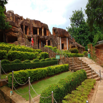Khandagiri Caves Package Tour