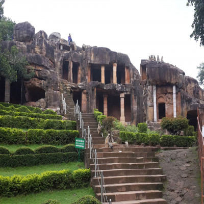 Khandagiri Caves Places to See
