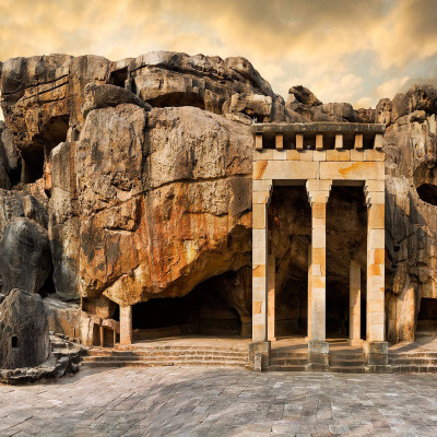 Khandagiri Caves Sightseeing