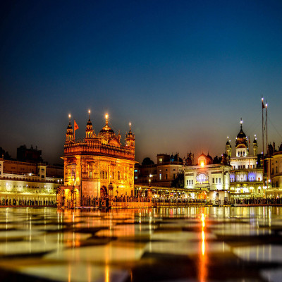 Golden Temple Places to See