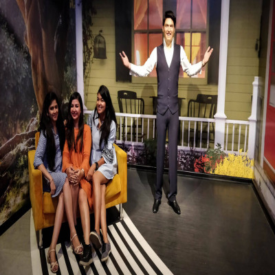 Madame tussauds delhi Package Tour