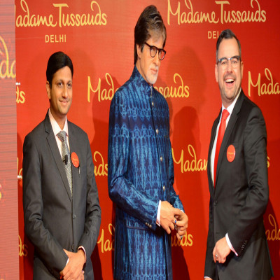 Madame tussauds delhi Sight Seeing Tour