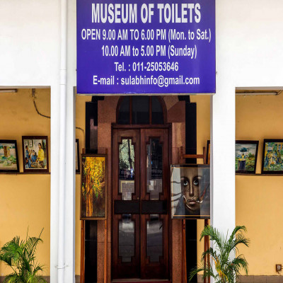 Sulabh International Museum of Toilets Tours