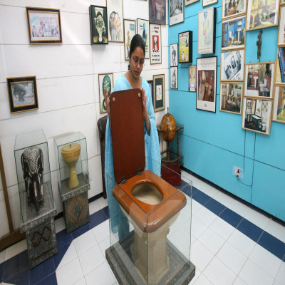 Sulabh International Museum of Toilets Trip