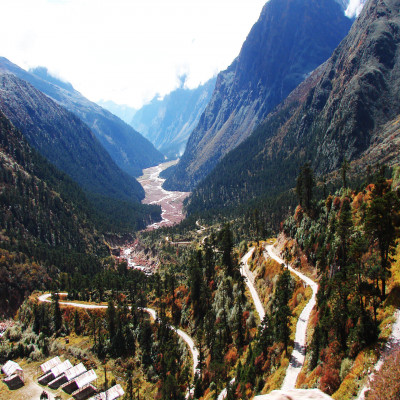 Lachung Lachen and Yumthang Valley Place to visit