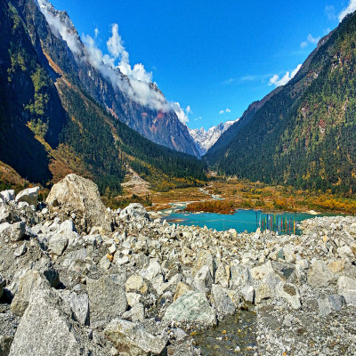 Lachung Lachen and Yumthang Valley Sightseeing