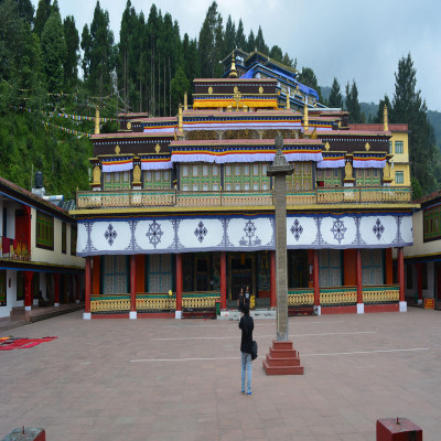 Rumtek Monasteries Travel Plan