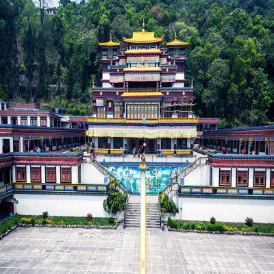 Rumtek_Monasteries_Sightseeing