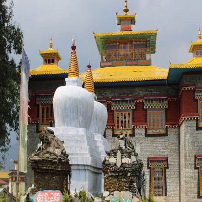 Tashiding Monastery Travel Plan