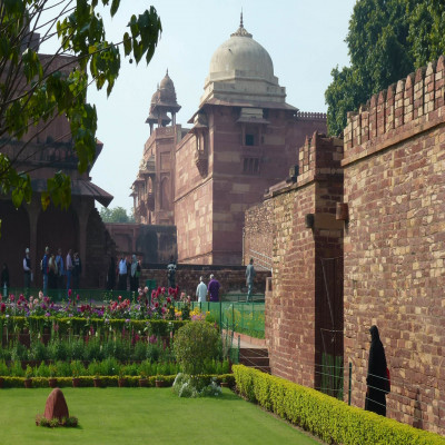 Fatehpur Sikri Places to See