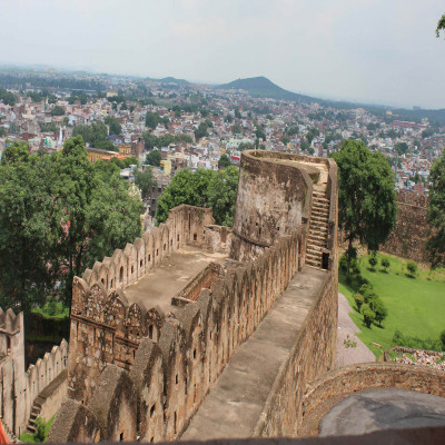 Jhansi Fort Travel Plan