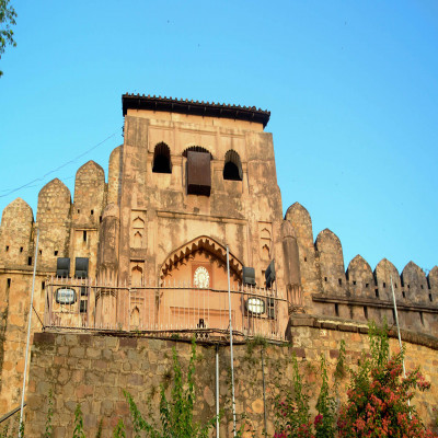 Jhansi Fort Travel