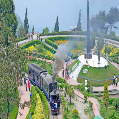 Darjeeling Railway Place to visit