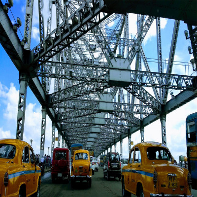 Howrah bridge Places to See