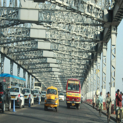Howrah bridge Sight Seeing Tour