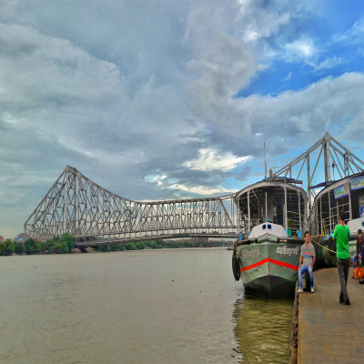 Howrah bridge Sightseeing